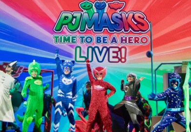 'PJ Masks LIVE! Time to Be a Hero,' the hit musical stage production