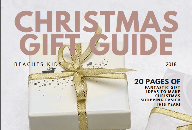 Christmas Gift Guide 2018 + Massive GIVEAWAY!!