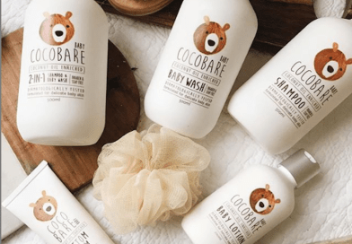 The all-natural baby care range from Cocobare