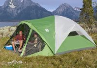 Coleman Evanston Screened Tent - Best Beach Gear