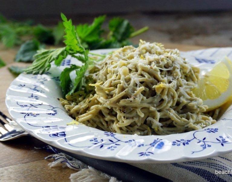 gluteeniton spagetti