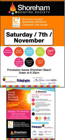 Shoreham Bonfire2015