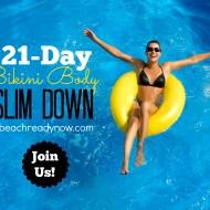 30-Day Beach Ready Challenge:  Starts SOON!