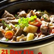 21-Day Fix Crock Pot Recipes