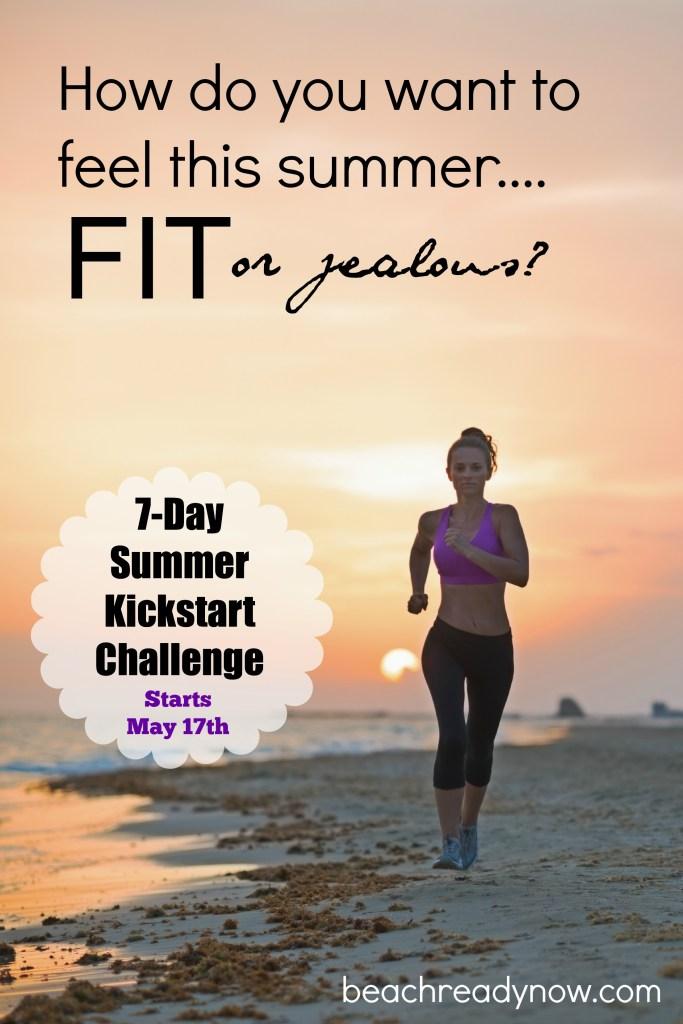 7-Day Summer Kickstart Challenge Group