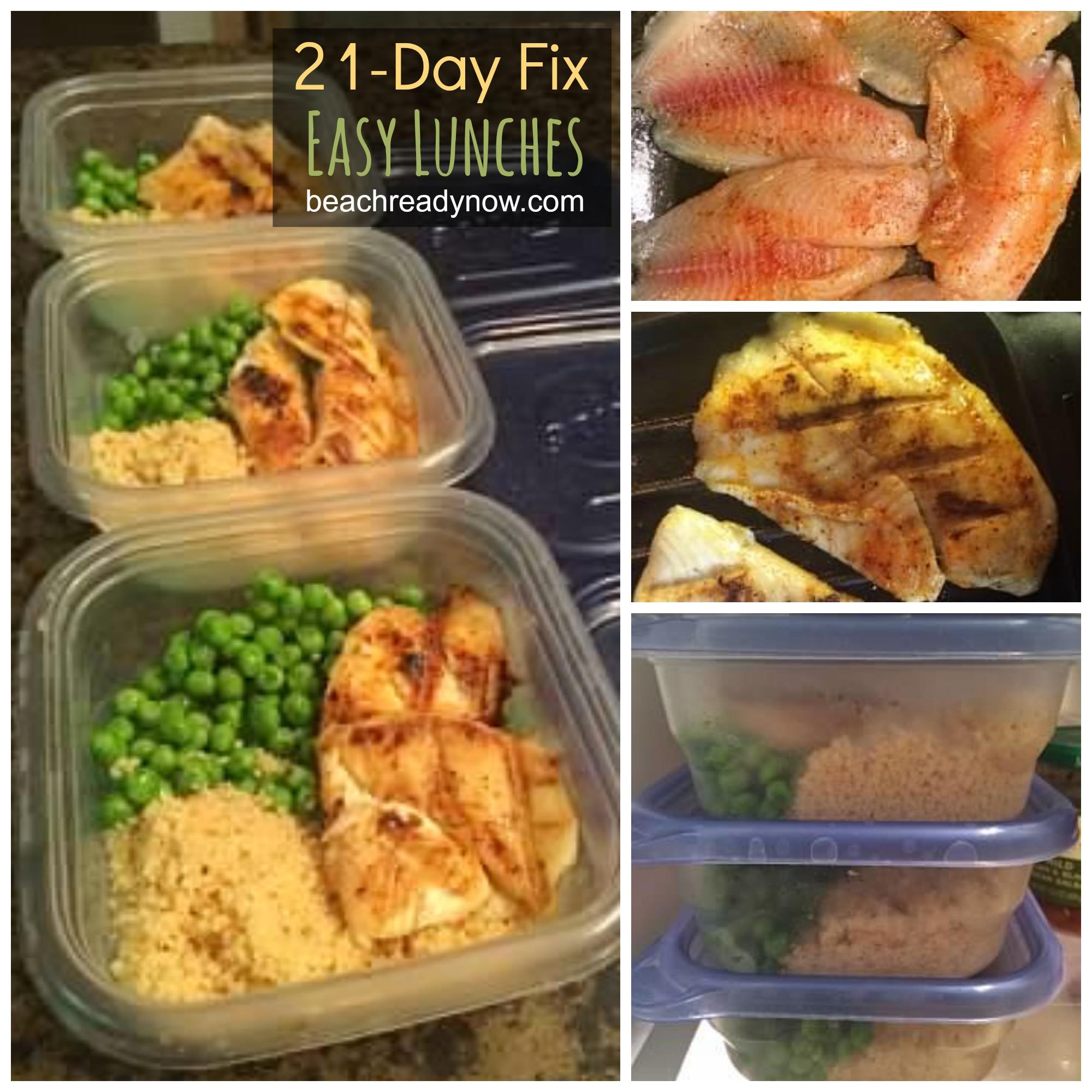 Day Shift Food Ideas