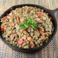 Spicy Lentil Stew