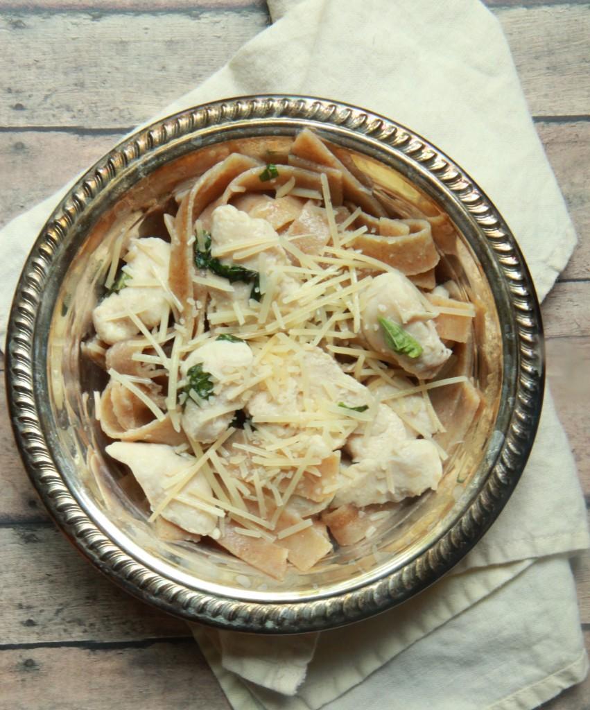 Homemade Spelt Noodles