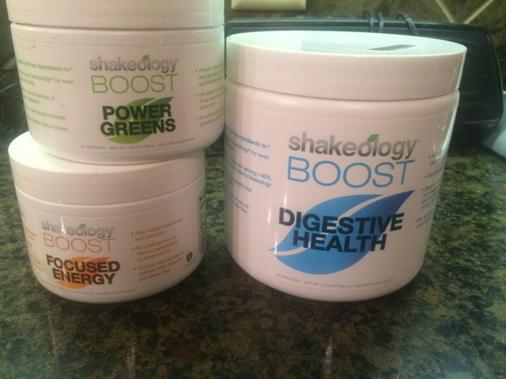 Shakeology Boost