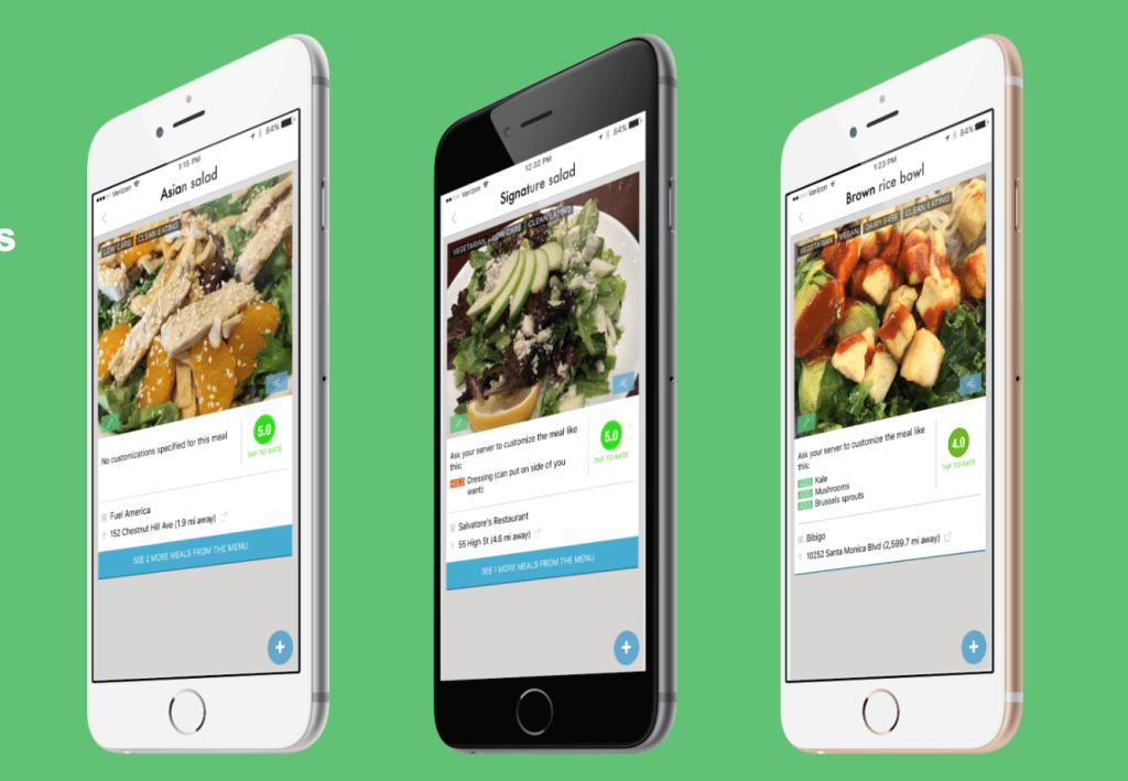 Custom Eats App