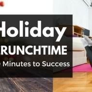 Holiday Crunchtime Challenge