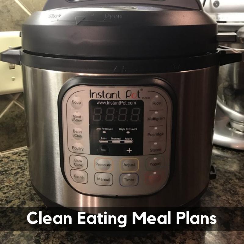 Clean Eating Instant Pot Fix