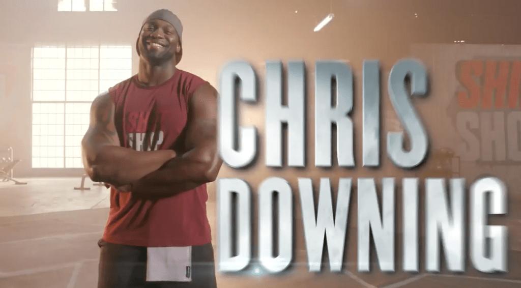 Beachbody's Newest Supertrainer Chris Downing