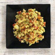 Vegan Moroccan Couscous