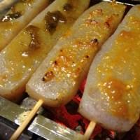 こんにゃく串焼き味噌田楽レシピ