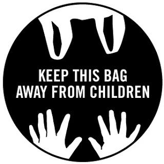 Keep This Bag Away From Children Issue #1
