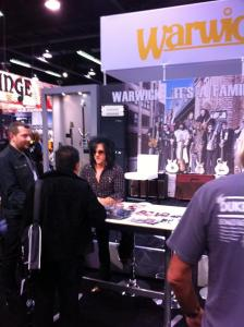 Taking it to 11 at NAMM January 13th-16th