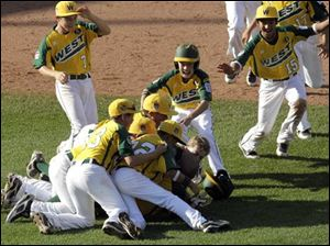 Huntington Beach Little League Wins World Series.