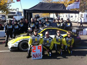 OC Team – TruSpeed – Places 2nd at First 25 Hours at Thunderhill