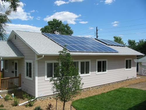 Zero Electric Home