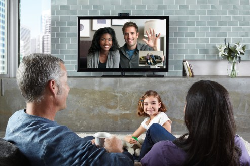 Logitech TV Video Calling
