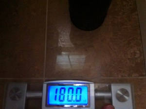 The Winning Weight Loss Weigh In