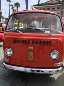 Tiki Nose VW Bus
