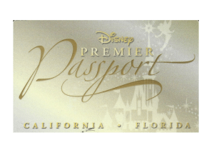 Disneyland Annual Passes – The Real Deal