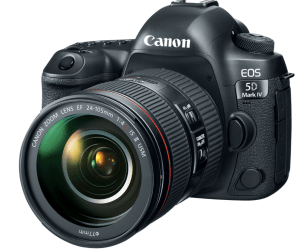 Cannon 5D Mark IV Official Photo
