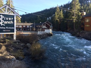 Truckee River At River Ranch