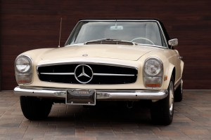 1966 Mercedes SL For Sale – Both Tops