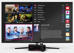 T-Mobile TVision box, streaming media for less