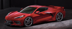 Is it a McLaran? No It's The New Corvette!