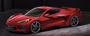 The New Corvette - 2020 Stingray