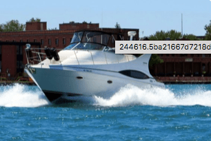 Aqualaro Carver Mariner of the Yacht Club