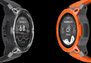 Best Smart Watch for Surfers and Skiers – The Nixon Mission