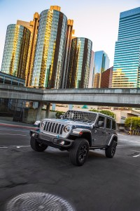 Jeep Wrangler 4xe In LA