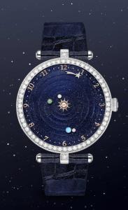 The Planetarium Watch by Van Cleef & Arpels