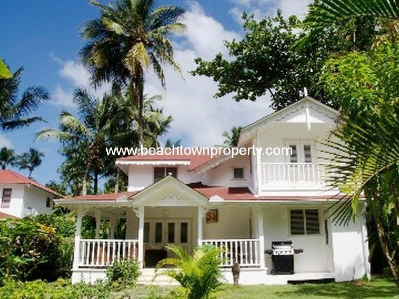 Dominican Republic Property In Gated Development