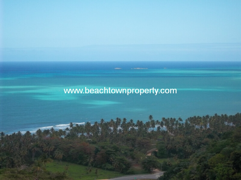 Caribbean Development Land With Ocean Views