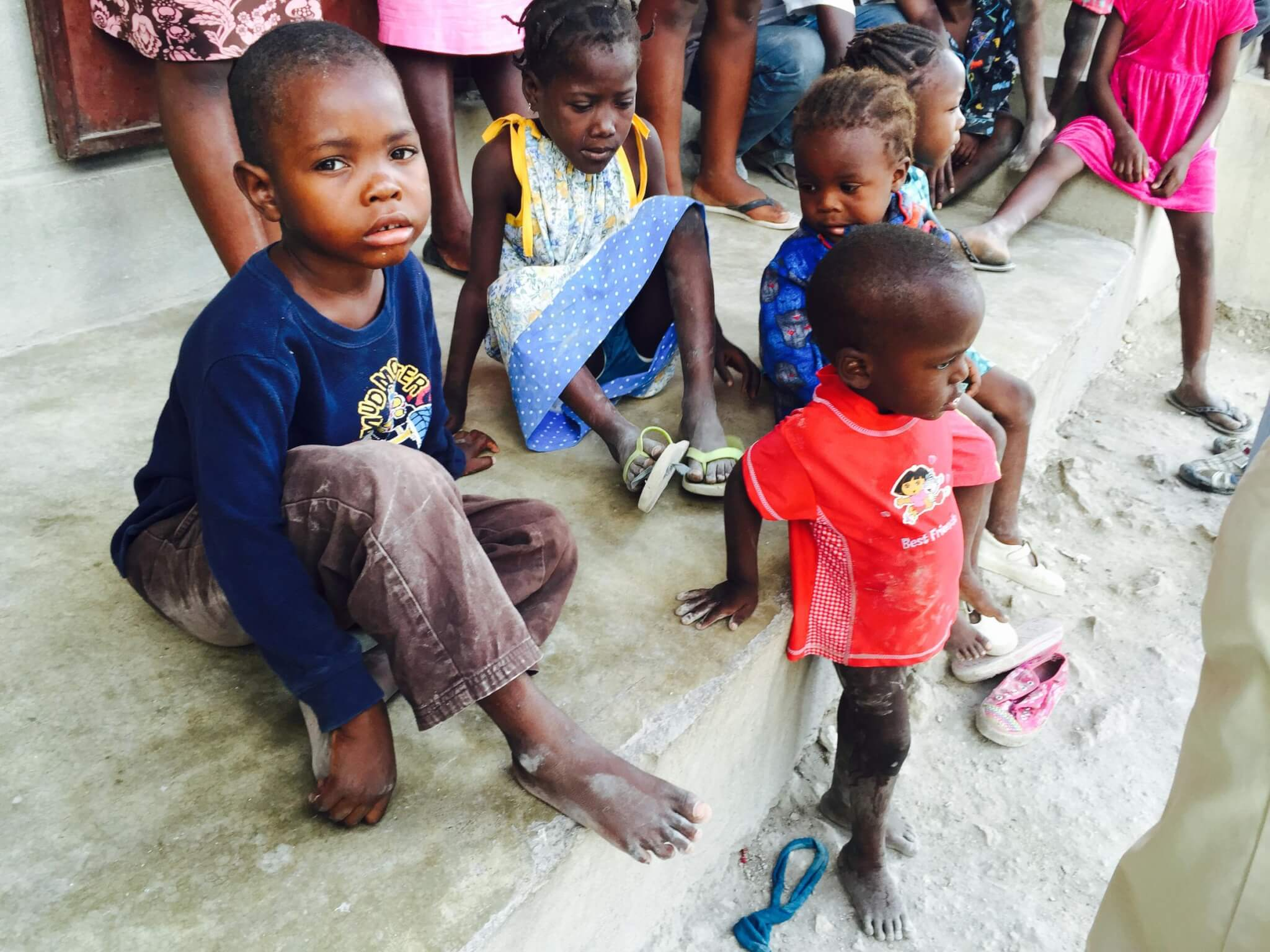 Sponsor a Child in the Dominican Republic
