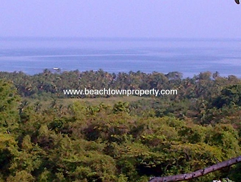 Ecological Ocean View investment land Las Terrenas