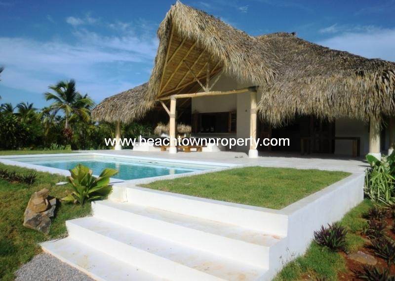 Luxury Villa in Beach Front Development in Las Terrenas