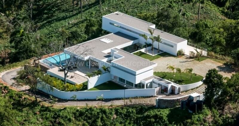 Exclusive Ocean View House For Sale Las Terrenas Samana