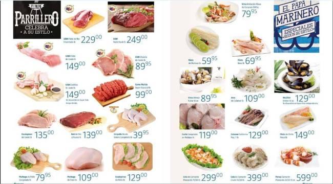 meats fish