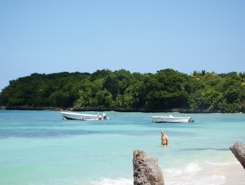 Las Galeras Beaches Samana Peninsula Dominican Republic