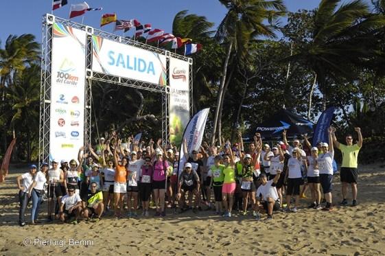 100KM Del Caribe Dominican Republic Race