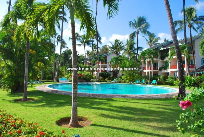 Las Terrenas Dominican Republic Beachfront Apartment for sale