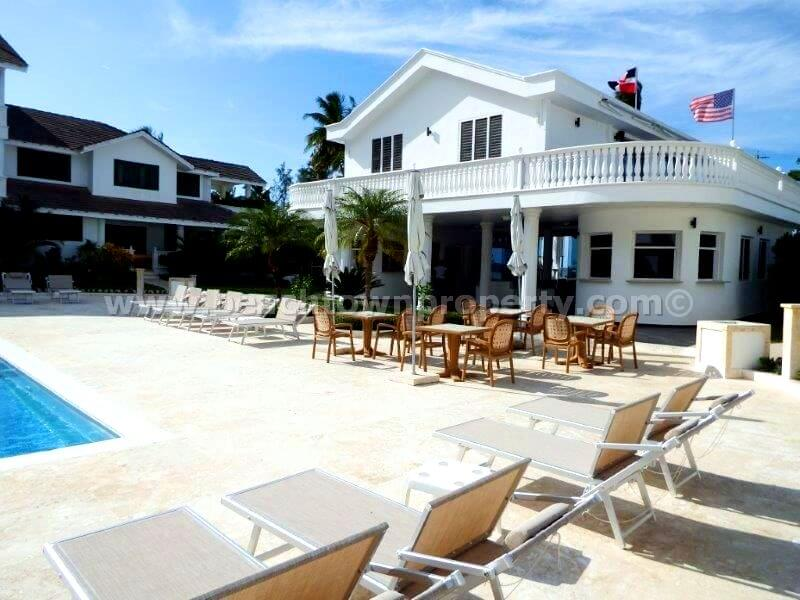 Beachfront Apartment For Sale Las Terrenas Samana