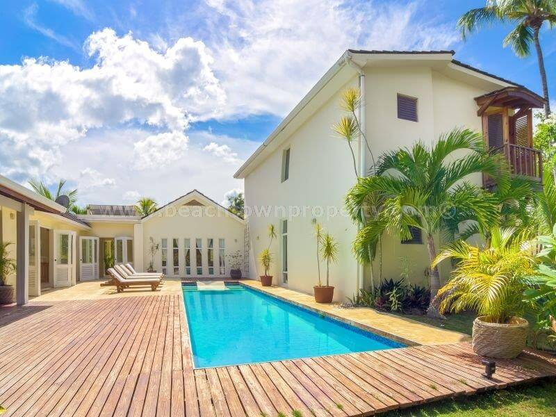 Rental Investment Villa Las Terrenas Dominican Republic